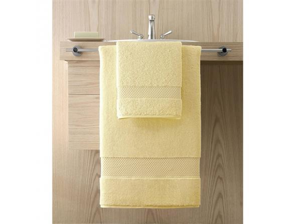 Полотенце для ног (банный коврик) KASSATEX Elegance Sunshine 51х86