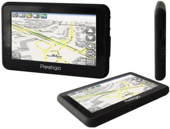 GPS-навигатор Prestigio GeoVision 5151