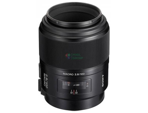 Объектив Sony 100mm f/2.8 Macro