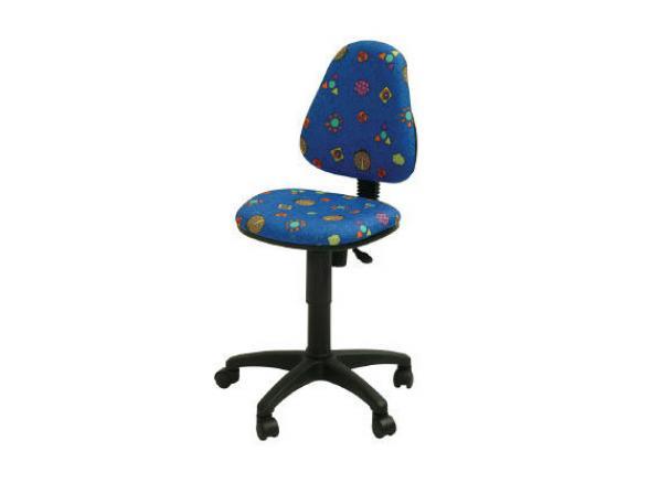 Кресло детское BURO KD-4/Blue