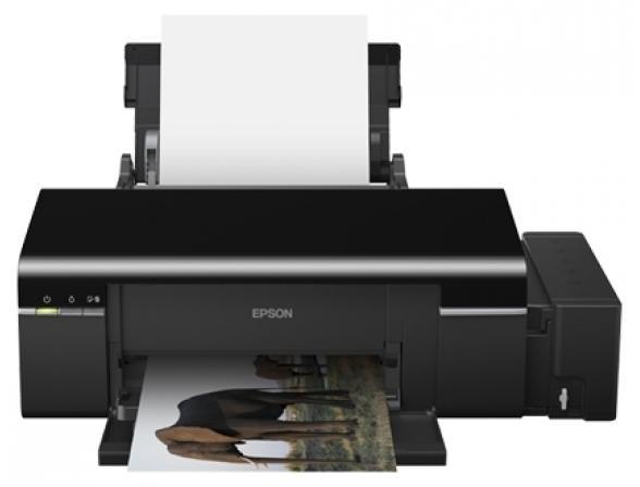 Принтер струйный Epson Stylus L800