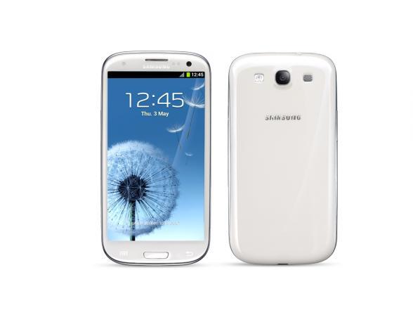 Смартфон Samsung Galaxy S III 16Gb White
