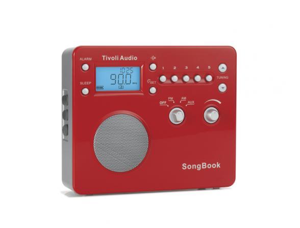 Радиоприемник Tivoli Songbook