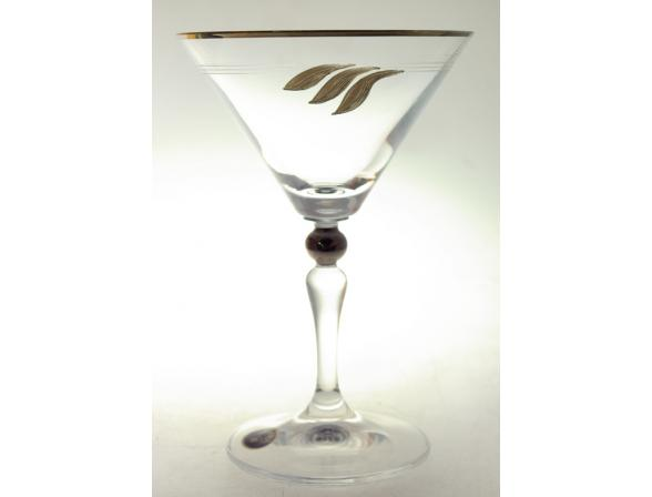 Набор бокалов для мартини Bohemia Crystall Кармен/378721/210