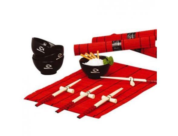 Набор посуды для азиатской кухни Zeller 16пр.,   26357