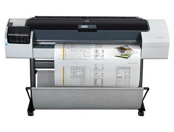 Плоттер HP DesignJet T1200 A0