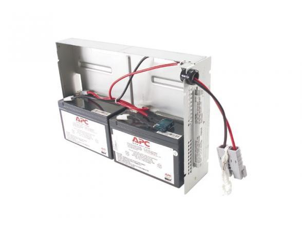 Батарея APC by Schneider Electric Battery replacement kit for SU700RM2U, SU700RMI2U