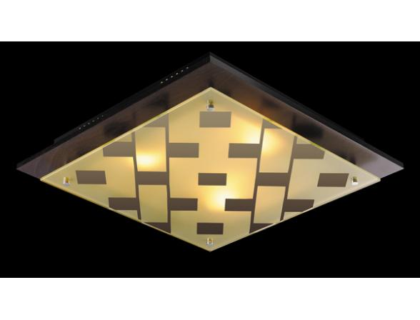 Светильник настенно-потолочный Eurosvet 2779/3 темный