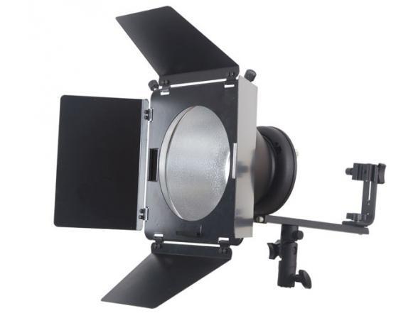 Комплект быстроустанавлевыемых насадок и фильтров Phottix HS Speed Mount