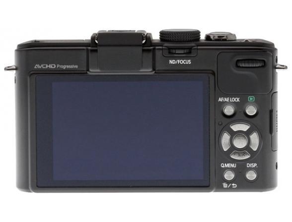 Цифровой фотоаппарат Panasonic Lumix DMC-LX7