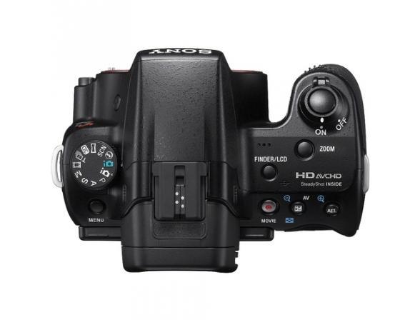 Зеркальный фотоаппарат Sony Alpha SLT-A37 Body