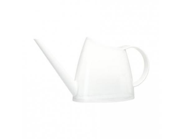 Лейка Emsa FUCHSIA 1.5 л, белая прозрачная