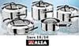 Набор посуды ALZA SIGMA 5 предметов