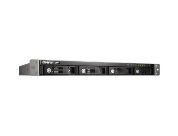 Сетевой накопитель Qnap TS-419U+