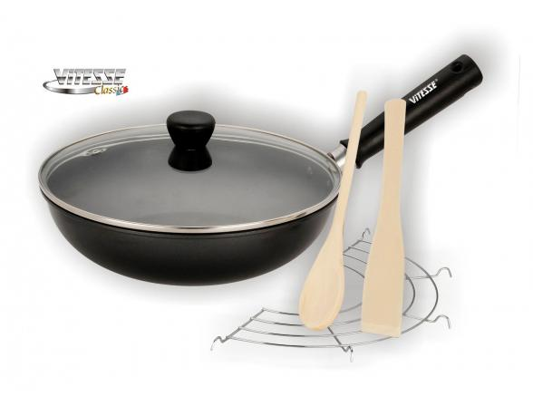 Сковорода-вок Vitesse VS-7654