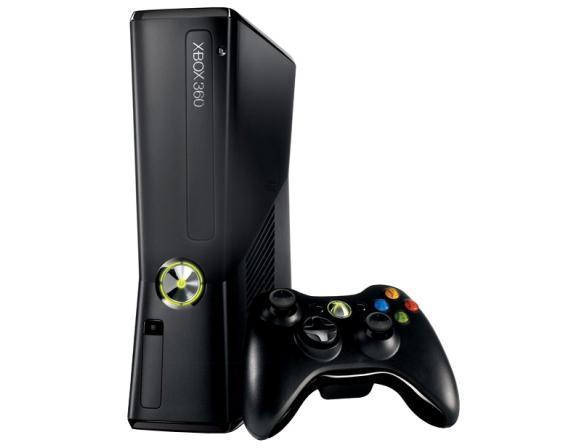 Игровая консоль Microsoft Xbox 360 Slim 4Gb