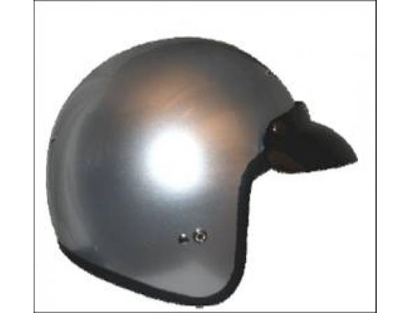 Шлем Yashiro Y500 Helmet Silver L