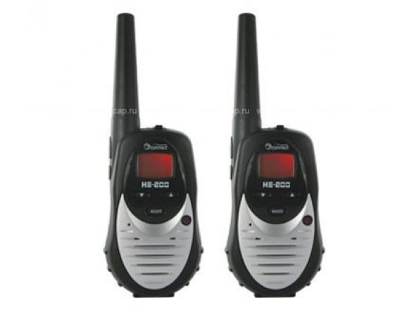 Радиостанция JJ-Connect HE-200