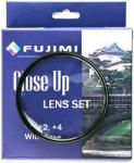 Набор фильтров Fujimi Close UP Set(+1+2+4) 58mm