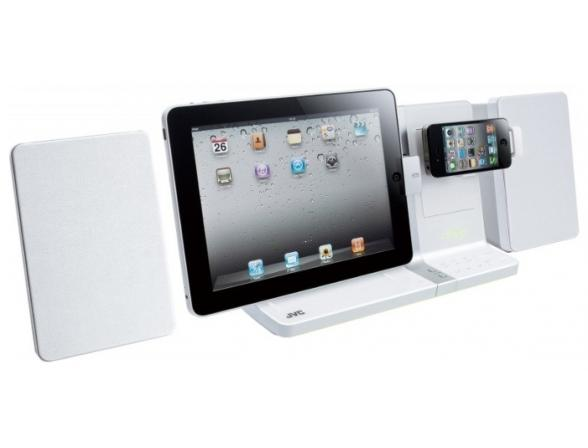 Док-станции для iPod/iPhone/iPad JVC UX-VJ5WE