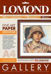Бумага Lomond A4/268г/м2/10л. полуглянцевая ART Velour для струйной печати натурально-белая (0911241)