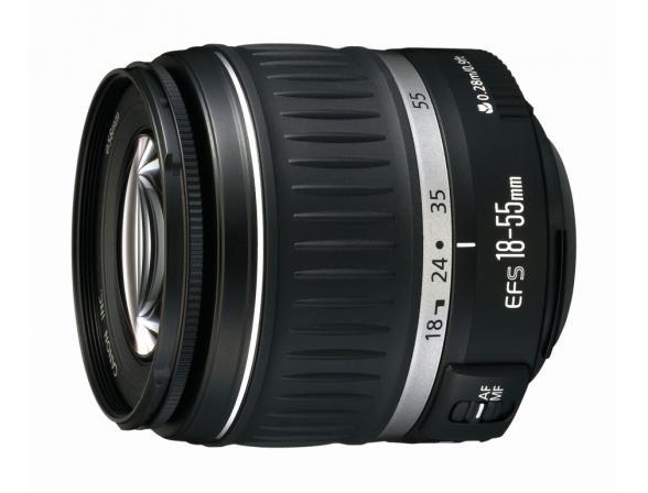 Объектив Canon EF-S 18-55 f/3.5-5.6