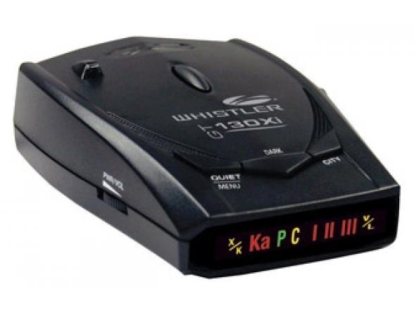 Радар-детектор Whistler GT-130 Xi