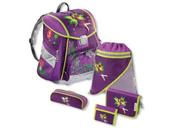 Ранец школьный STEP BY STEP Purple Fairy TOUCH