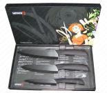 Набор керамических ножей Samura SKC-003B SC-0021В,SC- 0082В,SC-0084В