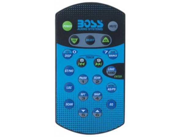 CD/MP3-автомагнитола BOSS Audio 738BI