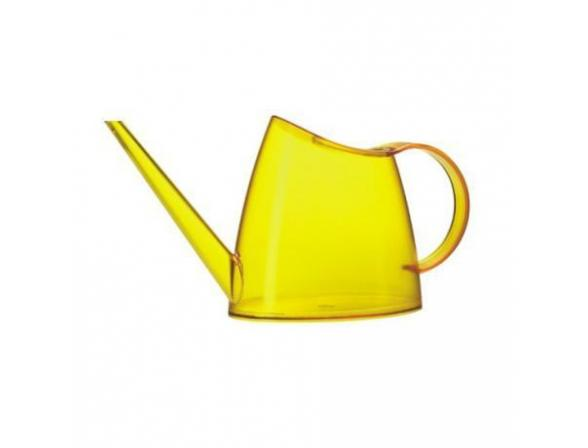 Лейка Emsa FUCHSIA 1.5 л желтая, прозрачная