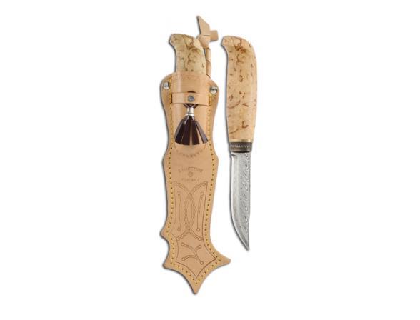 Нож рыбака Marttiini Lynx Damascus