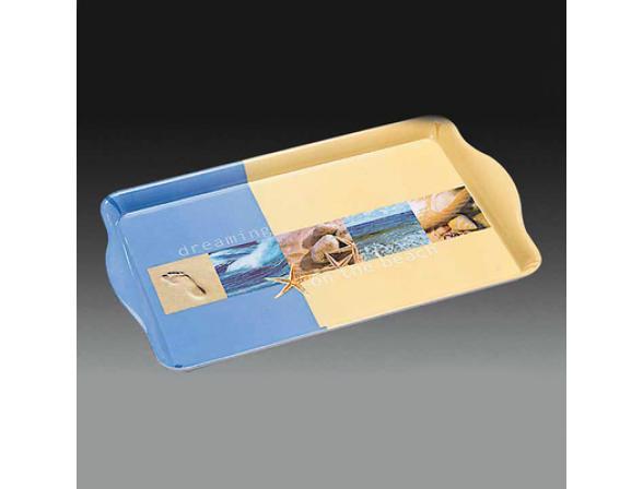 Поднос Kesper 48х30 см, пластик   7742-2