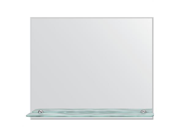 Зеркало с полочкой EVOFORM Attractive BY 0514 (60х50 см)
