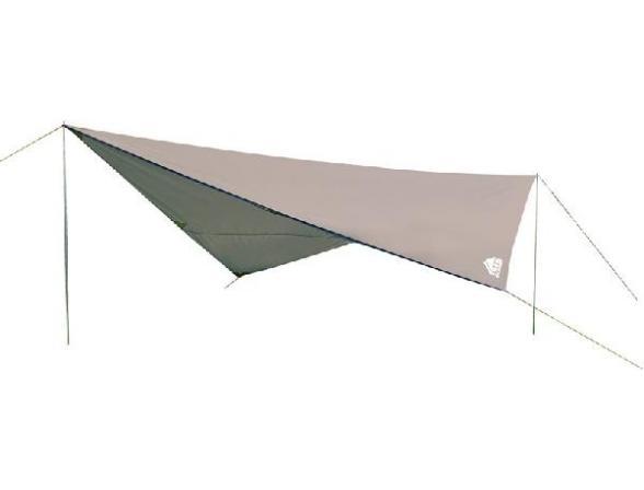 Тент Trek Planet Tent 400 Set (со стойками)