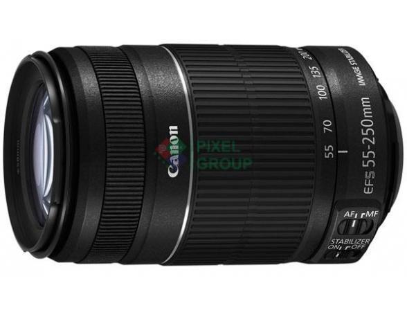 Объектив Canon EF-S 55-250mm F4-5.6 IS II