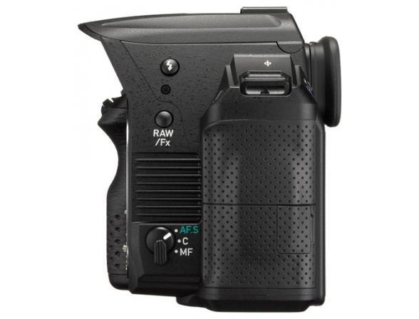 Зеркальный фотоаппарат Pentax K-30 Body
