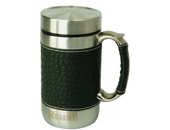 Кружка-термос в коже Regent Inox Gotto 93-TE-GO-1-520.3