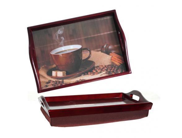 Поднос на подушке Handy Home Кофе