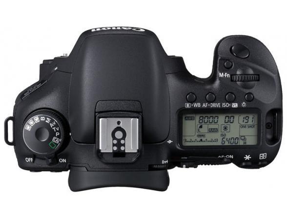 Зеркальный фотоаппарат Canon EOS 7D Kit 18-135 IS