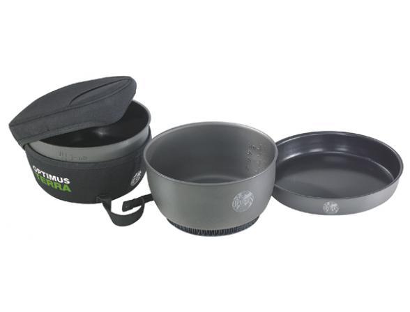 Набор посуды Optimus Terra Cookset в чехле 8016058