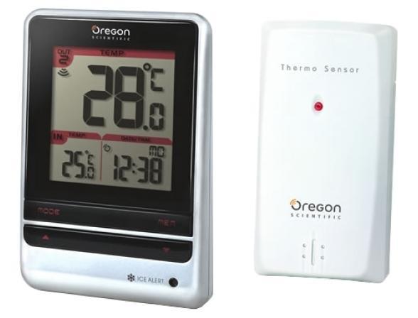 Цифровой термометр Oregon Scientific RMR202