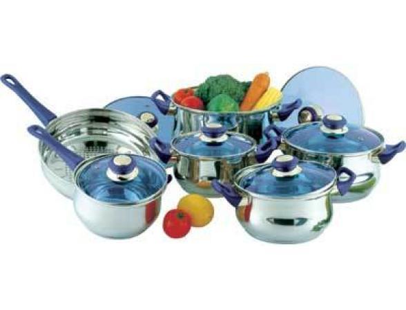 Набор посуды BEKKER Classik BK-212