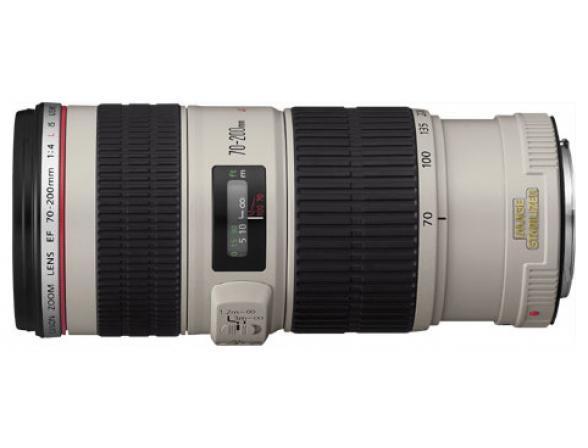 Объектив Canon EF 70-200 f/4L IS USM