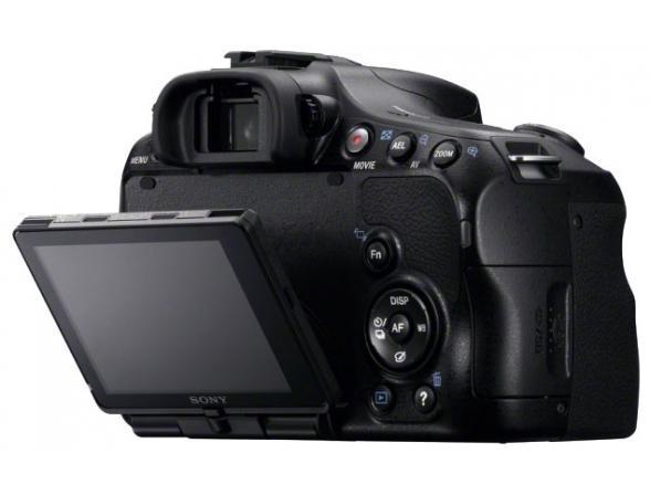 Зеркальный фотоаппарат Sony Alpha SLT-A57 Kit 18-55*