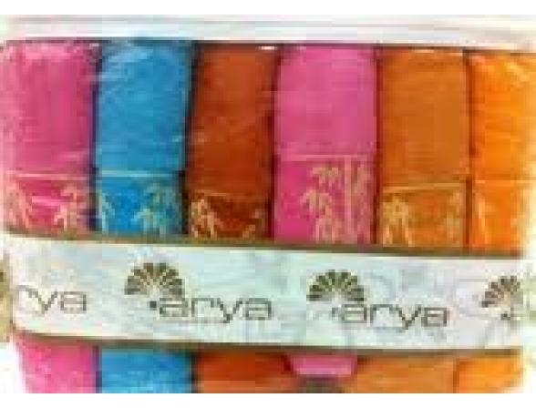 Комплект полотенец ARYA Бамбук Bamboo