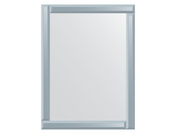 Зеркало с зеркальным обрамлением EVOFORM Style (60х80 см) BY 0830
