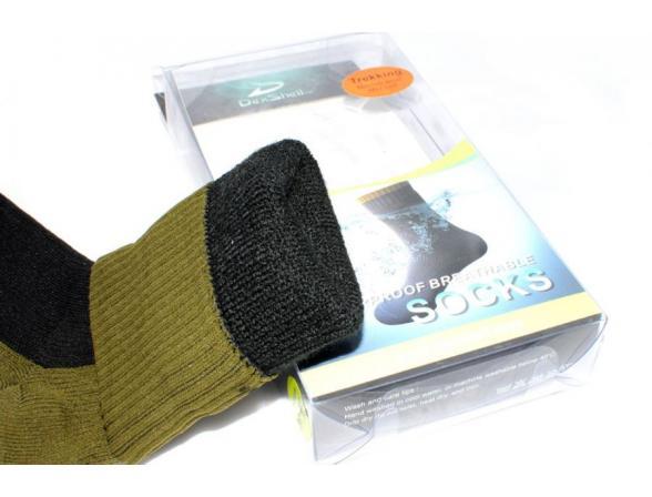 Носки Dexshell Trekking водонепроницаемые