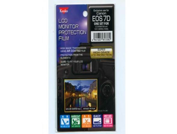Защитная плёнка Kenko для Canon EOS 7D