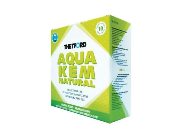 Гранулы для биотуалета Thetford Aqua Kem Natural